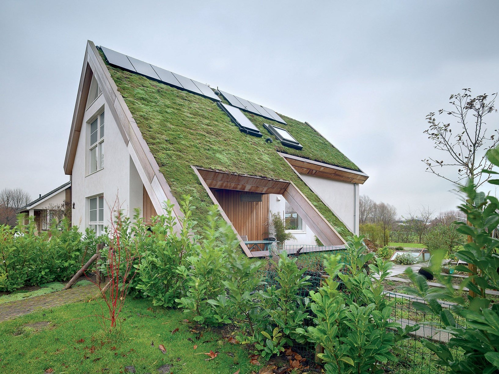 """Il concetto di Architettura """"sostenibile"""""""